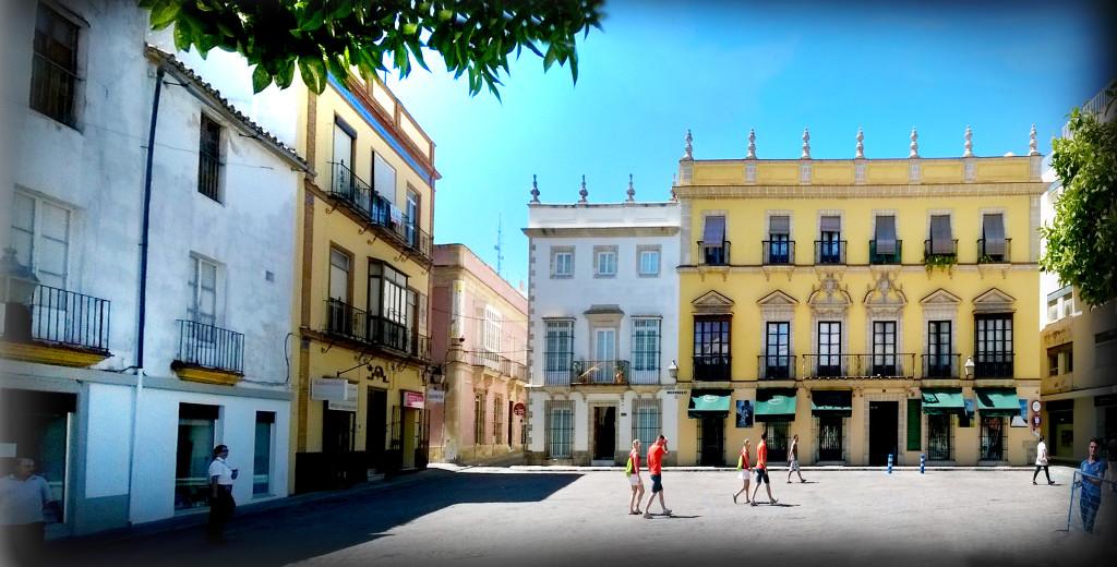 La ciudad que no vemos (I). La Calle Corredera de Jerez de la Frontera