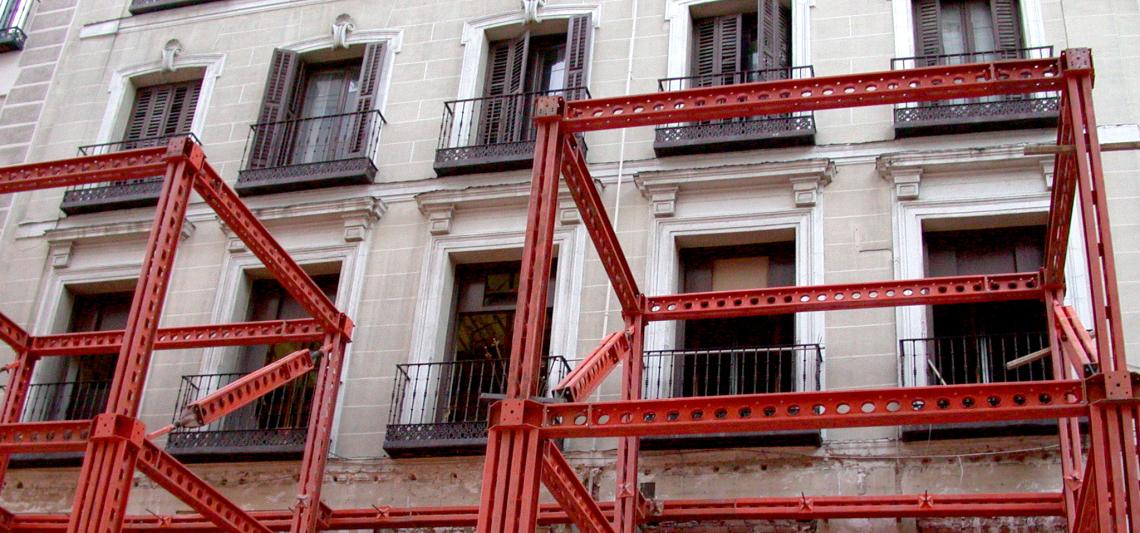 Subvenciones Rehabilitación de Edificios.