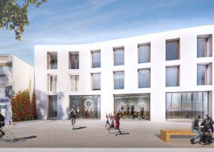 Iniesta Nowell Arquitectos - Proyecto de arquitectura en Utrera, Sevilla