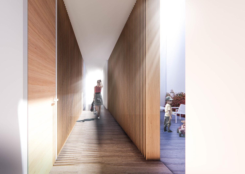 Proyecto de arquitectura en Utrera, Sevilla