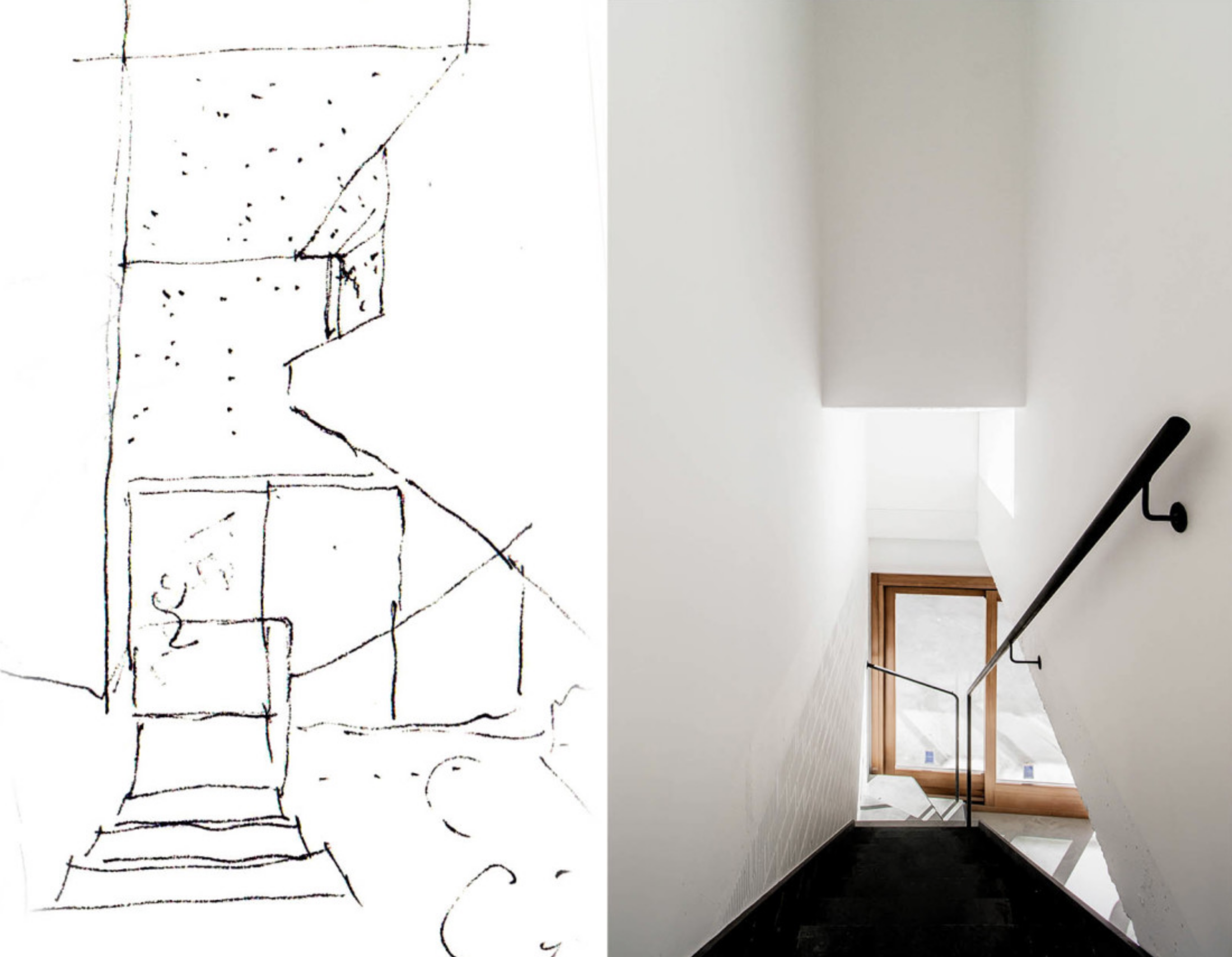 Iniesta Nowell Arquitectos - Reforma e interiorismo. Casa para un escritor, Jerez de la Frontera