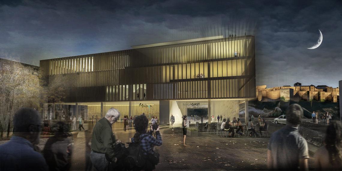 Iniesta Nowell Arquitectos - Edificio Astoria-Victoria