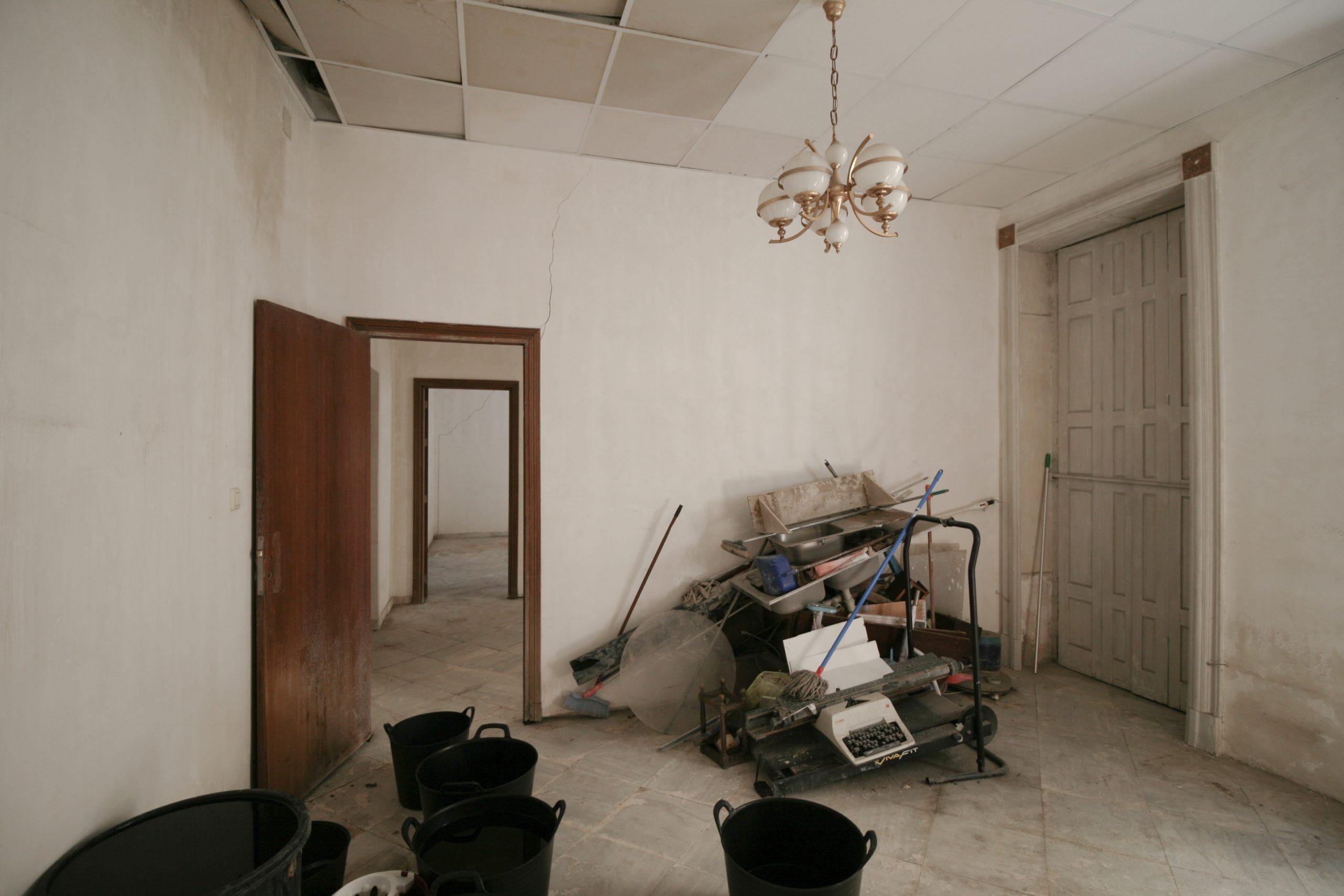 Iniesta Nowell Arquitectos - Reforma de Casa Palacio Jerez de la Frontera