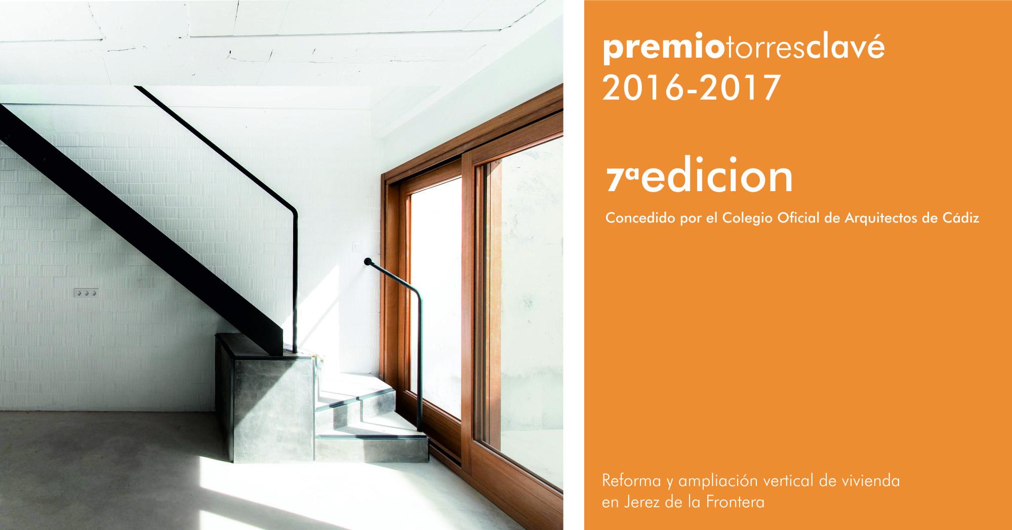 Premio Torres Clavé 7ª edición