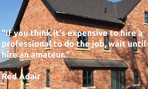 ¿Para qué sirve un arquitecto?