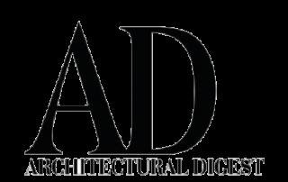 Logotipo de AD Architectural Digest - www.revistaad.es