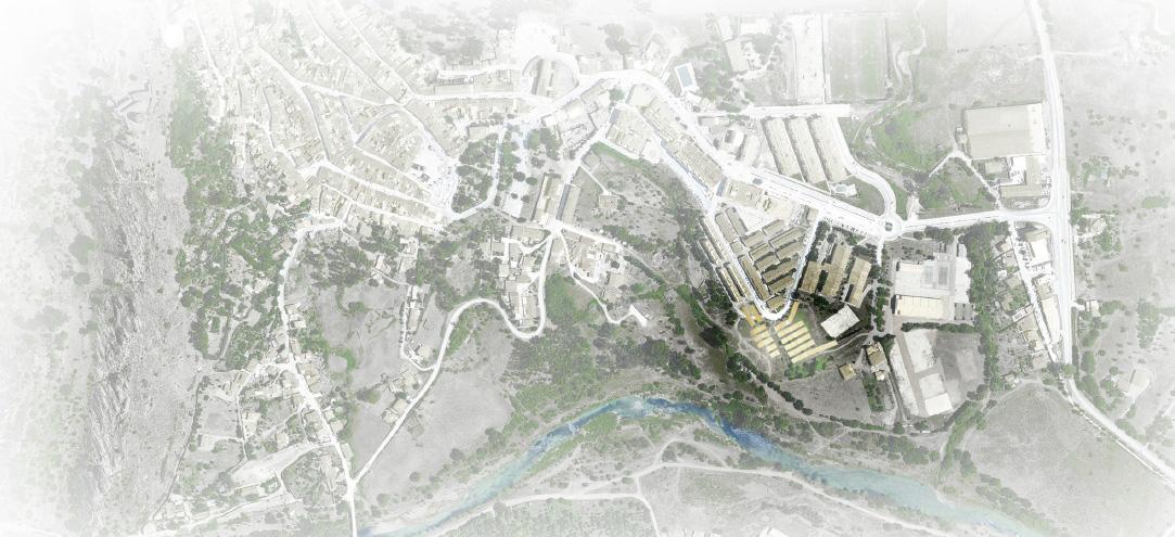 Iniesta Nowell Arquitectos - Vivienda social en Jimena de la Frontera