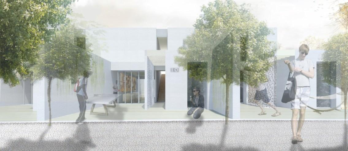 Iniesta Nowell Arquitectos - Vivienda social en Prado del Rey