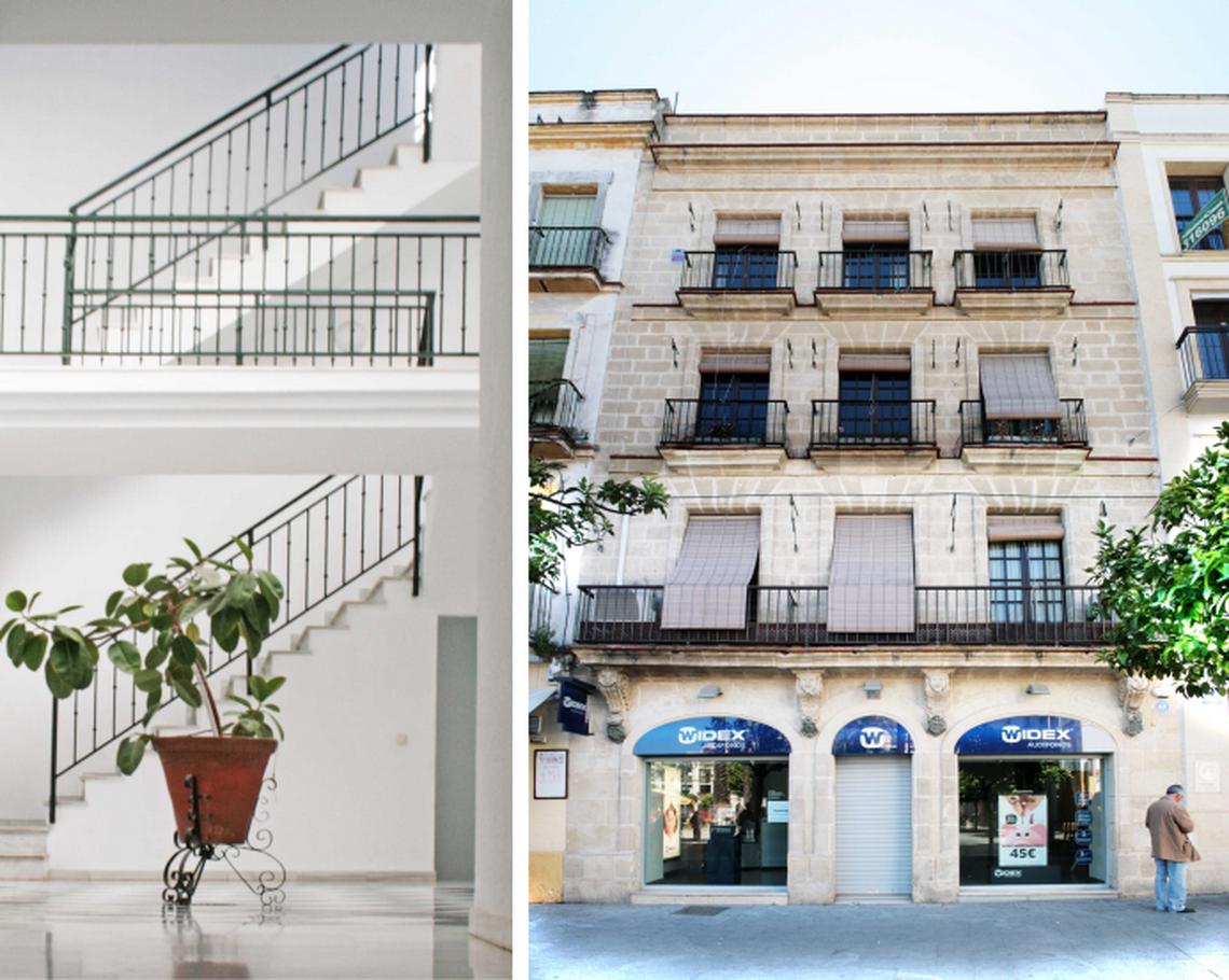 Iniesta Nowell Arquitectos - 10 Viviendas en Jerez de la Frontera
