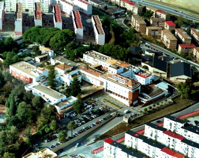 Iniesta Nowell Arquitectos - Complejo hospitalario Juan Grande, Jerez de la Frontera