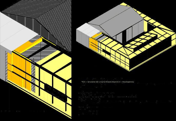 Iniesta Nowell Arquitectos - Proyecto de vivienda bioclimática en Alaska