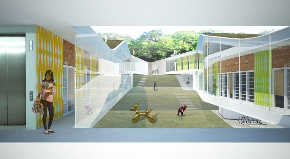 Iniesta Nowell Arquitectos - Proyecto Cincinnati