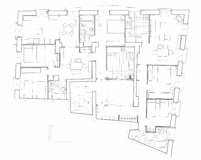 Iniesta Nowell Arquitectos - Rehabilitación de Casa Tradicional en Jerez de la Frontera